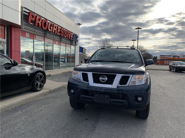 2016 Nissan Frontier PRO-4X (Stk: GN760090) in Sarnia - Image 2 of 21
