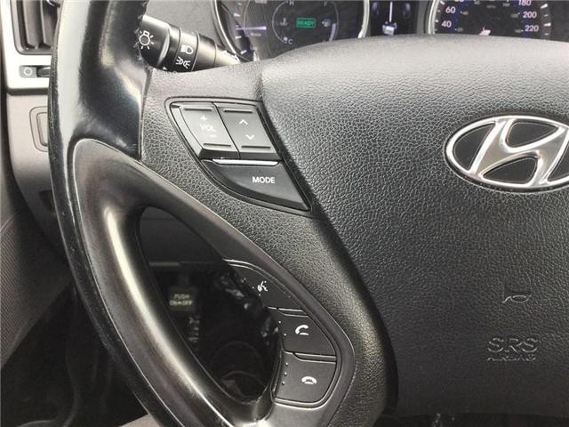 2015 Hyundai Sonata Hybrid Limited (Stk: 7602H) in Markham - Image 13 of 23