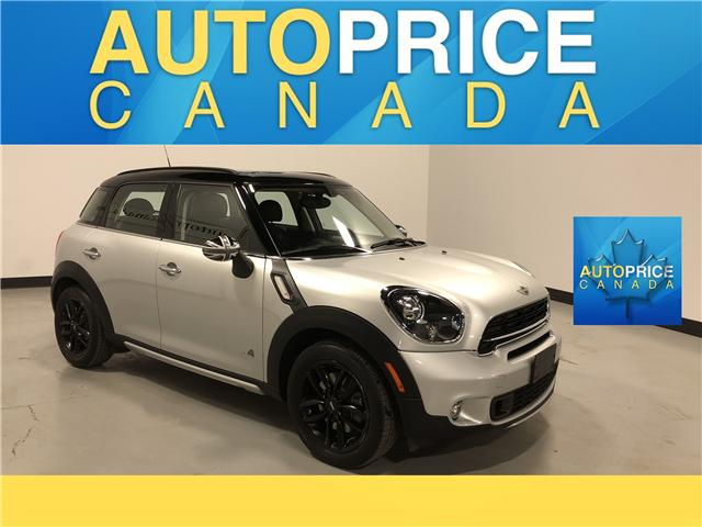 Mini Cooper Canada Price >> 2015 Mini Countryman Cooper S Panoroof Leather Auto At 18495 For