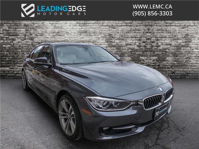 2015 BMW 320i xDrive (Stk: 10658) in Woodbridge - Image 4 of 17