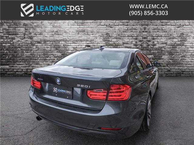 2015 BMW 320i xDrive (Stk: 10658) in Woodbridge - Image 7 of 17