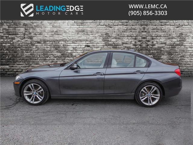 2015 BMW 320i xDrive (Stk: 10658) in Woodbridge - Image 11 of 17