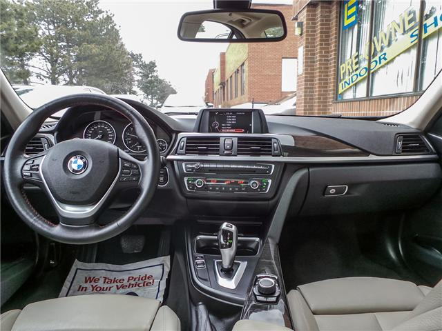 2015 BMW 320i xDrive (Stk: 10658) in Woodbridge - Image 12 of 17