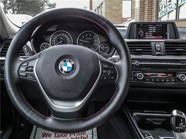 2015 BMW 320i xDrive (Stk: 10658) in Woodbridge - Image 13 of 17