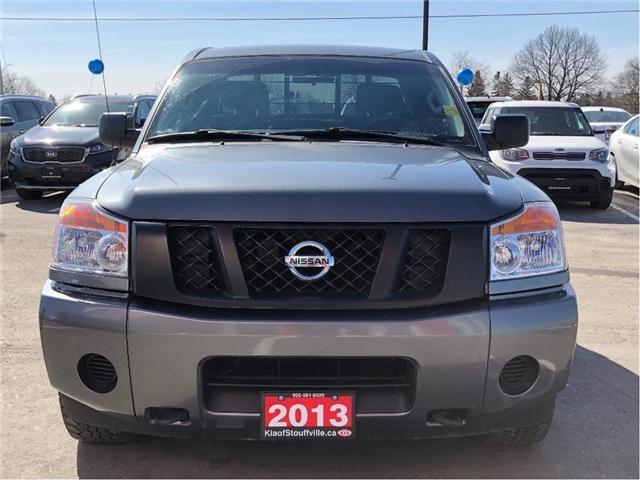 2013 Nissan Titan S (Stk: P0032) in Stouffville - Image 8 of 16
