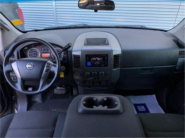 2013 Nissan Titan S (Stk: P0032) in Stouffville - Image 12 of 16