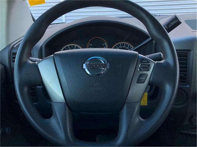 2013 Nissan Titan S (Stk: P0032) in Stouffville - Image 13 of 16