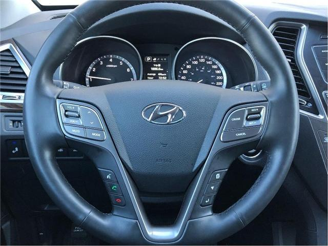 2017 Hyundai Santa Fe XL Premium (Stk: P0031) in Stouffville - Image 13 of 22