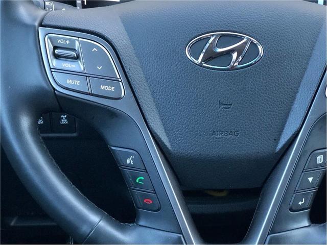 2017 Hyundai Santa Fe XL Premium (Stk: P0031) in Stouffville - Image 14 of 22