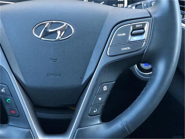2017 Hyundai Santa Fe XL Premium (Stk: P0031) in Stouffville - Image 15 of 22