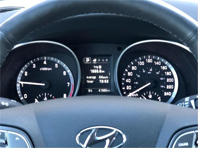2017 Hyundai Santa Fe XL Premium (Stk: P0031) in Stouffville - Image 16 of 22