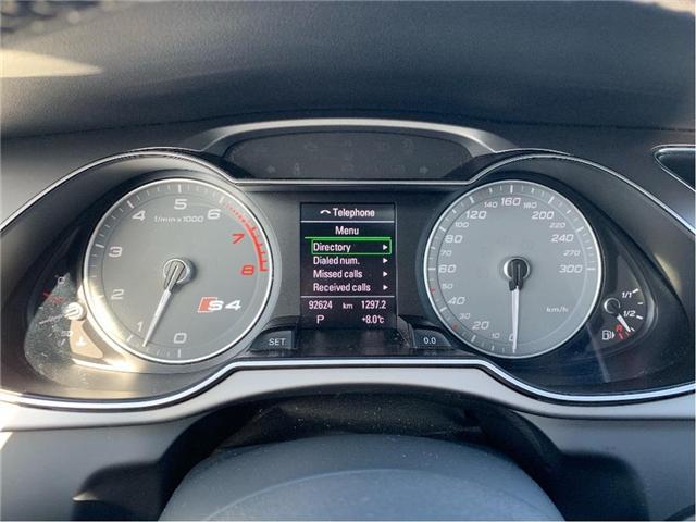 2013 Audi S4 3.0T (Stk: B8465) in Oakville - Image 13 of 17