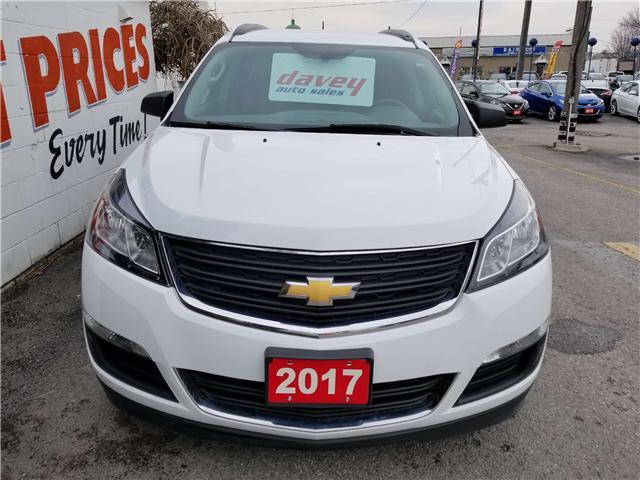 2017 Chevrolet Traverse LS (Stk: 19-207T) in Oshawa - Image 2 of 13
