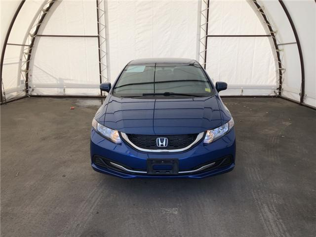 2015 Honda Civic LX (Stk: IU1377) in Thunder Bay - Image 2 of 12
