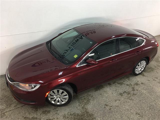 2016 Chrysler 200 LX (Stk: 34682W) in Belleville - Image 2 of 25