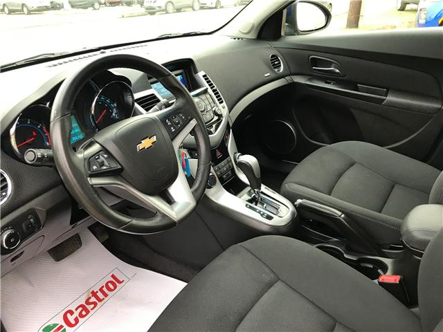 2012 Chevrolet Cruze LT Turbo (Stk: 21457A) in Edmonton - Image 11 of 22