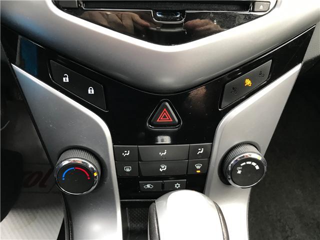 2012 Chevrolet Cruze LT Turbo (Stk: 21457A) in Edmonton - Image 18 of 22