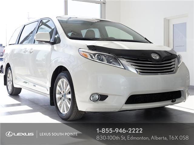 2015 Toyota Sienna Limited 7-Passenger (Stk: L900086A) in Edmonton - Image 1 of 21