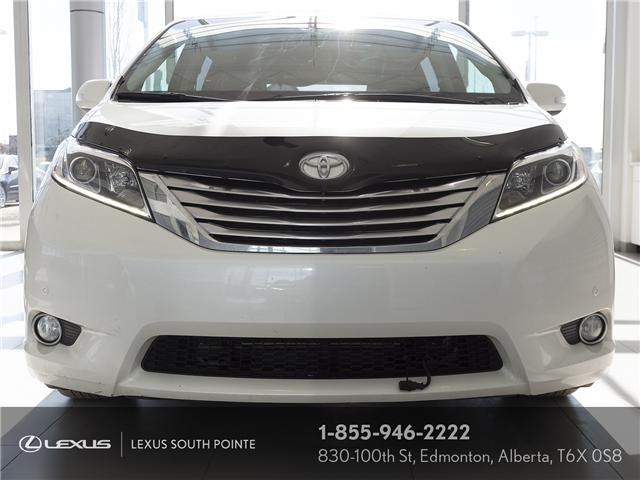 2015 Toyota Sienna Limited 7-Passenger (Stk: L900086A) in Edmonton - Image 2 of 21