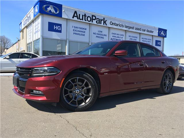 2018 Dodge Charger GT (Stk: 18-81634) in Brampton - Image 1 of 28