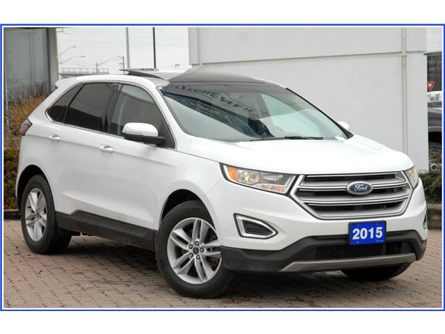 2015 Ford Edge SEL (Stk: 147460) in Kitchener - Image 2 of 18