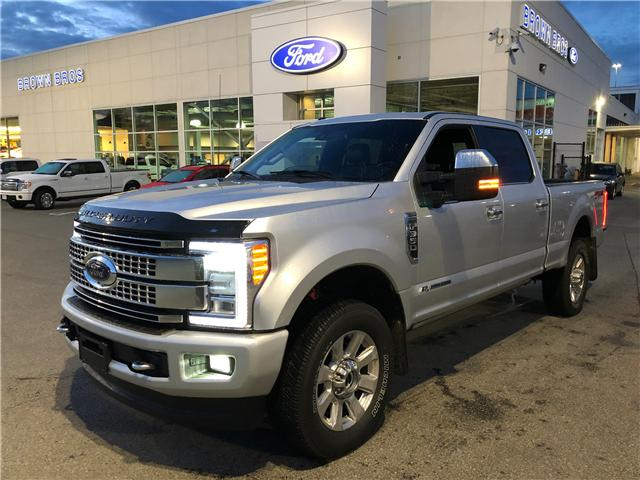 2017 Ford F-350 Platinum (Stk: OP1992) in Vancouver - Image 1 of 26