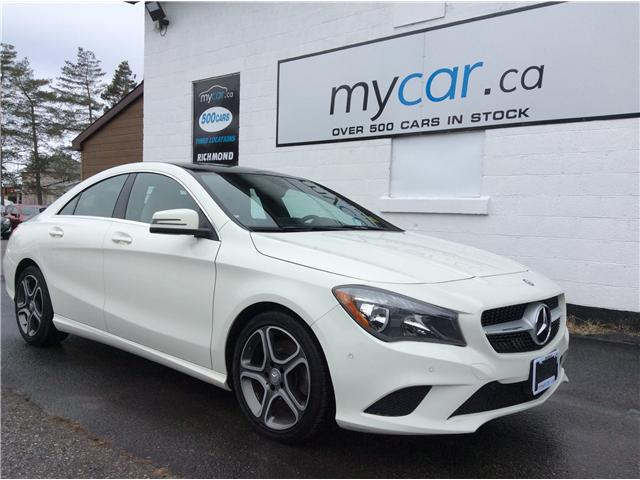 2015 Mercedes-Benz CLA-Class Base (Stk: 190328) in Kingston - Image 1 of 20