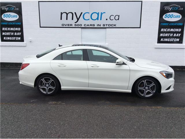 2015 Mercedes-Benz CLA-Class Base (Stk: 190328) in Kingston - Image 2 of 20