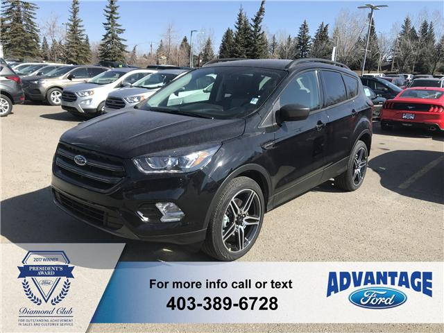 2019 Ford Escape SEL (Stk: K-919) in Calgary - Image 1 of 6