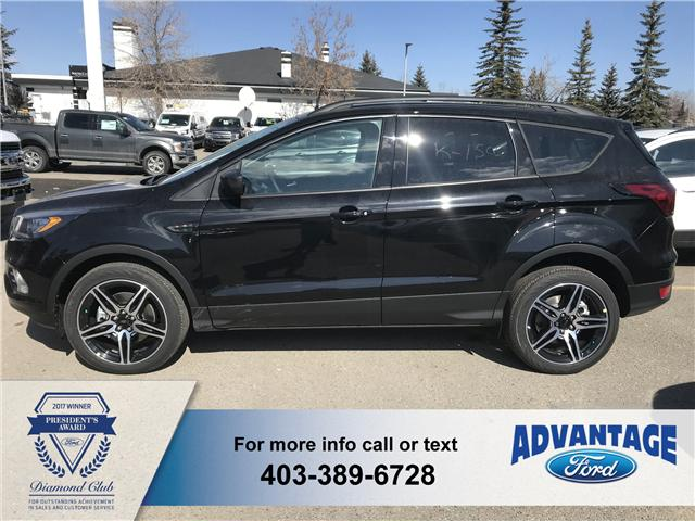 2019 Ford Escape SEL (Stk: K-919) in Calgary - Image 2 of 6