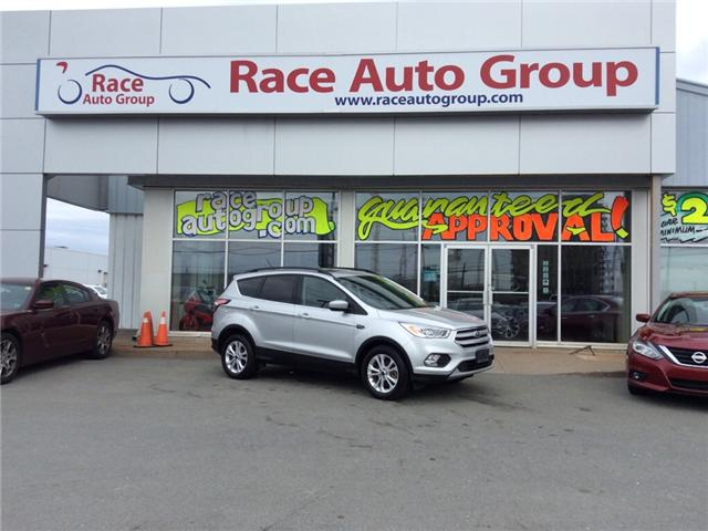 2018 Ford Escape SEL (Stk: 16517) in Dartmouth - Image 1 of 22