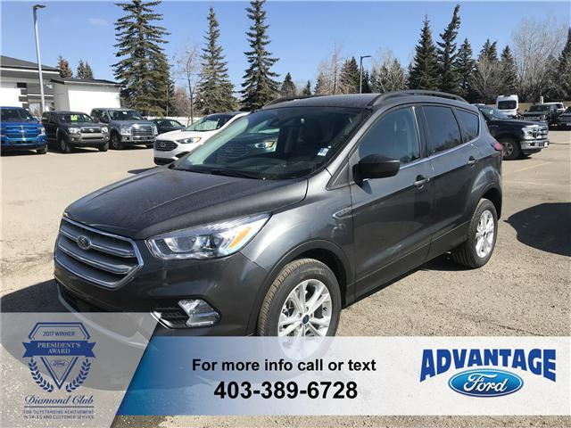2019 Ford Escape SEL (Stk: K-1232) in Calgary - Image 1 of 6