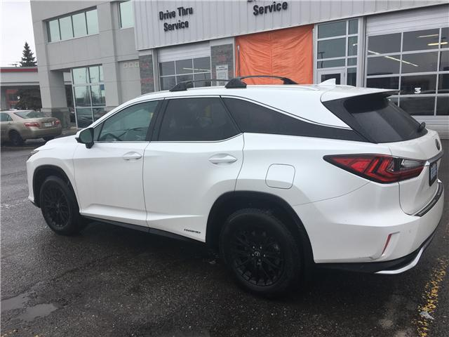 2018 Lexus RX 450hL Base (Stk: 039E1278) in Ottawa - Image 3 of 9