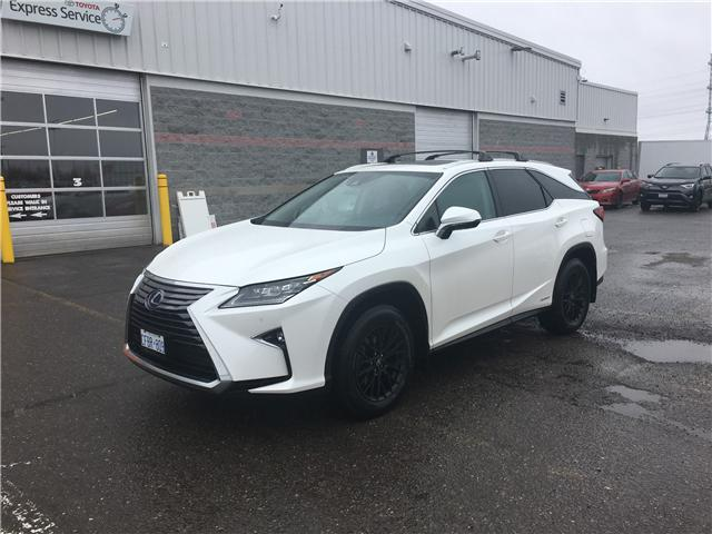 2018 Lexus RX 450hL Base (Stk: 039E1278) in Ottawa - Image 4 of 9
