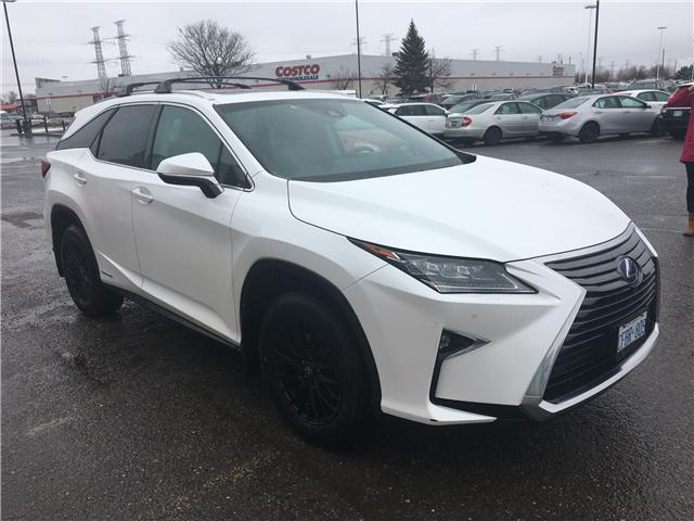 2018 Lexus RX 450hL Base (Stk: 039E1278) in Ottawa - Image 2 of 9