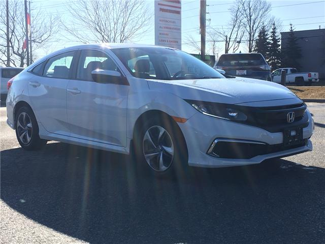 2019 Honda Civic LX (Stk: 19540) in Barrie - Image 5 of 12