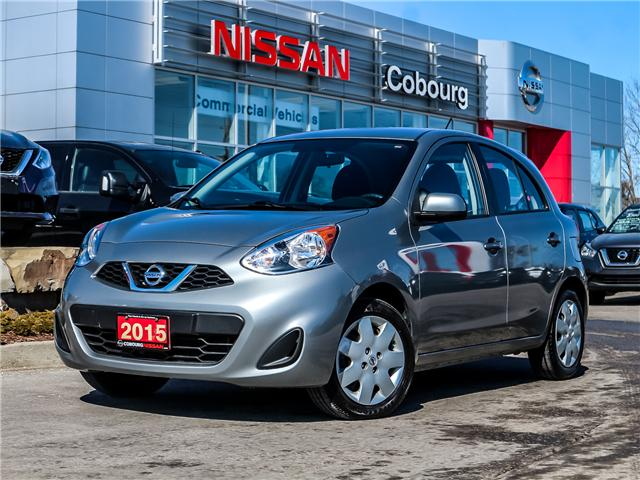 2015 Nissan Micra SV (Stk: FL439609A) in Cobourg - Image 1 of 24