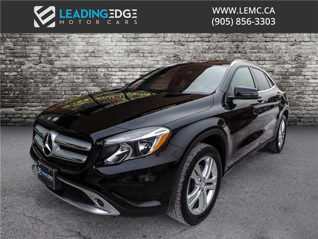 2016 Mercedes-Benz GLA-Class Base (Stk: 10470) in Woodbridge - Image 1 of 16