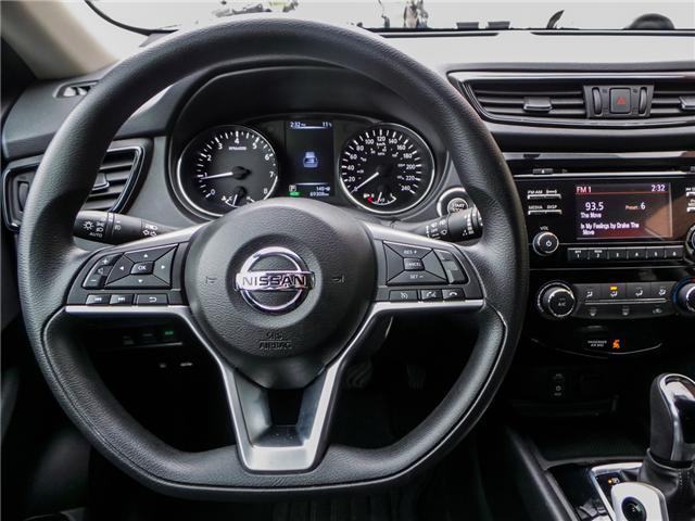 2017 Nissan Rogue SV (Stk: 11450) in Woodbridge - Image 11 of 14