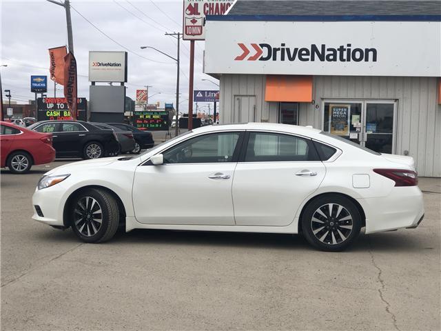 2018 Nissan Altima 2.5 SV (Stk: A2709) in Saskatoon - Image 2 of 21