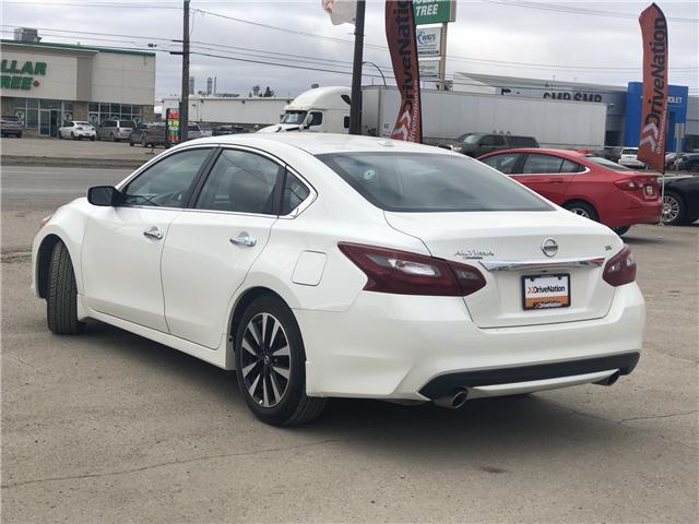 2018 Nissan Altima 2.5 SV (Stk: A2709) in Saskatoon - Image 3 of 21