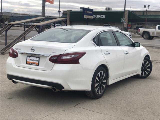 2018 Nissan Altima 2.5 SV (Stk: A2709) in Saskatoon - Image 4 of 21