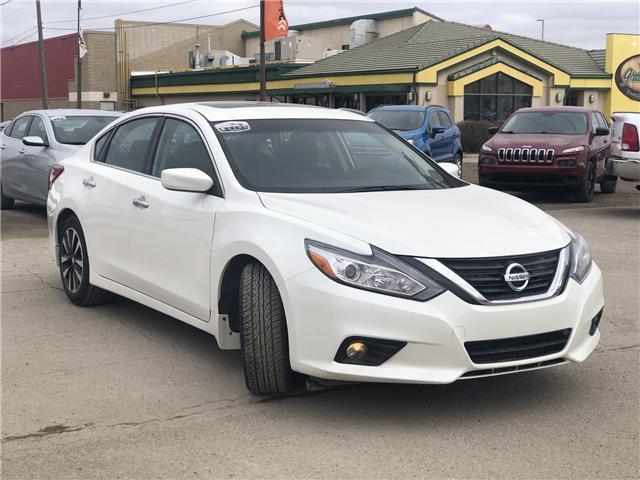 2018 Nissan Altima 2.5 SV (Stk: A2709) in Saskatoon - Image 6 of 21