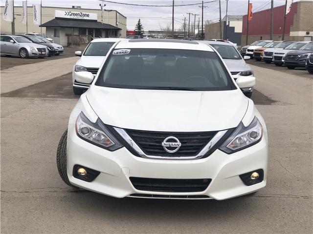 2018 Nissan Altima 2.5 SV (Stk: A2709) in Saskatoon - Image 7 of 21