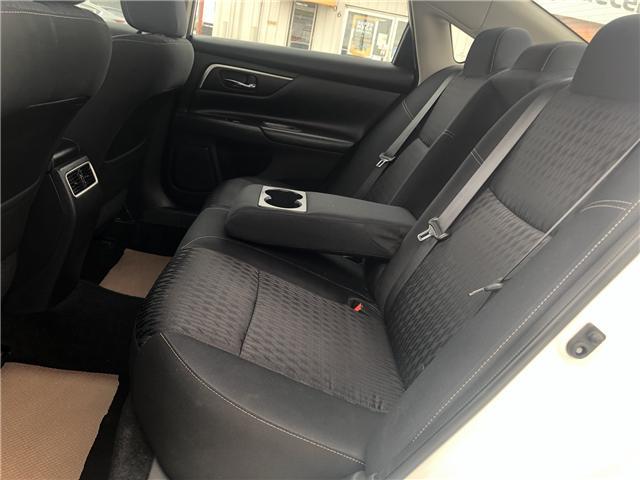 2018 Nissan Altima 2.5 SV (Stk: A2709) in Saskatoon - Image 10 of 21