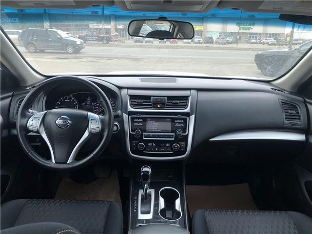 2018 Nissan Altima 2.5 SV (Stk: A2709) in Saskatoon - Image 13 of 21