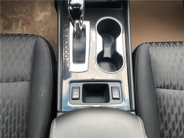 2018 Nissan Altima 2.5 SV (Stk: A2709) in Saskatoon - Image 16 of 21