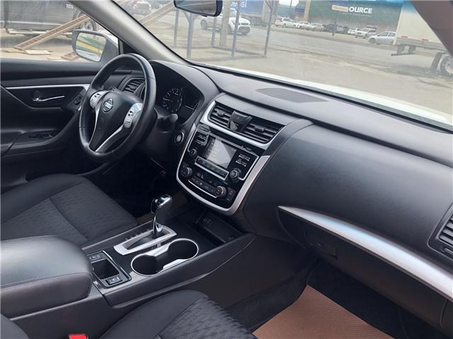 2018 Nissan Altima 2.5 SV (Stk: A2709) in Saskatoon - Image 18 of 21