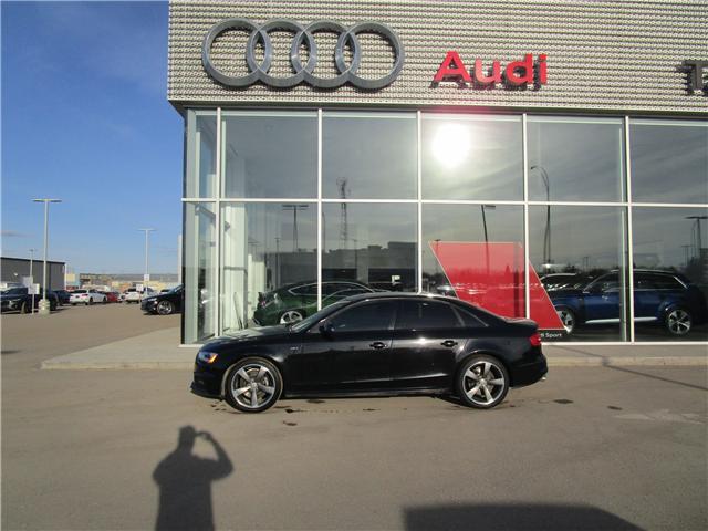 2015 Audi S4 3.0T Technik (Stk: 6516) in Regina - Image 2 of 27