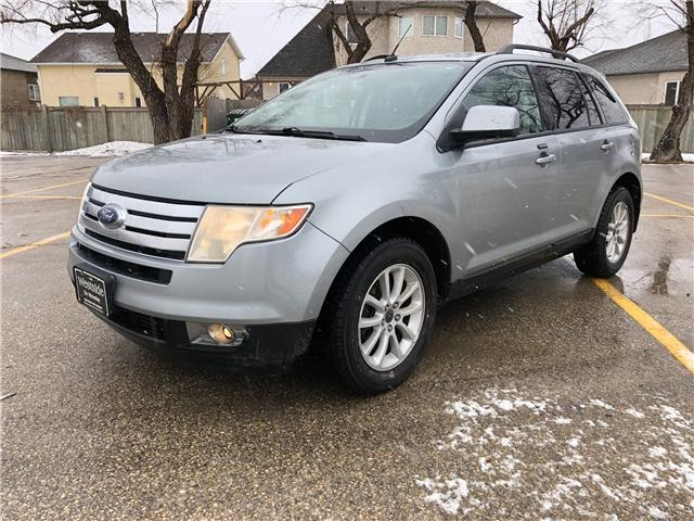 2007 Ford Edge SEL Plus (Stk: ) in Winnipeg - Image 3 of 24